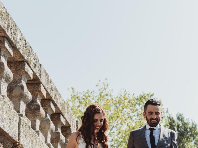 O casamento de Aurea e Gil