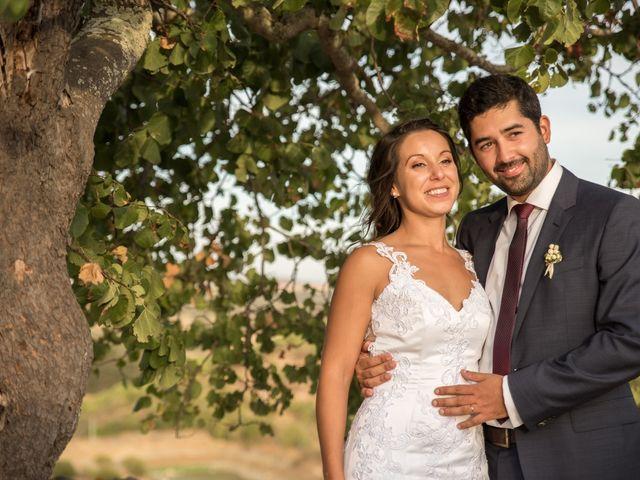 O casamento de Liliana e Pedro
