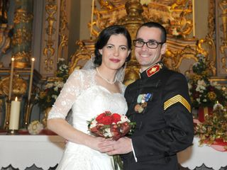 O casamento de Deonisa  e Luis