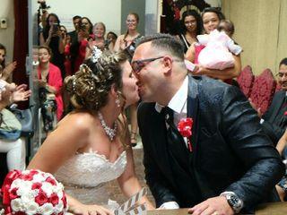 O casamento de Marina e Rodrigo