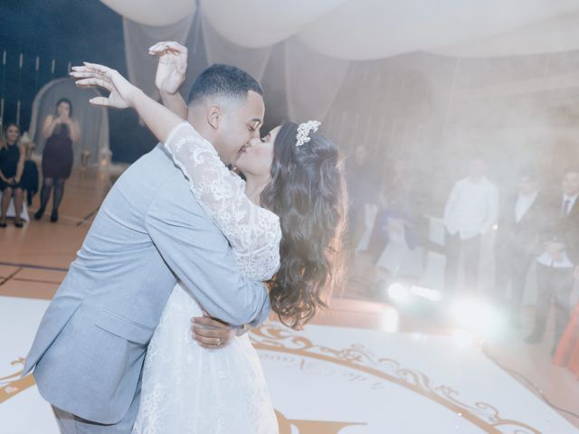 O casamento de Eduarda e Alan