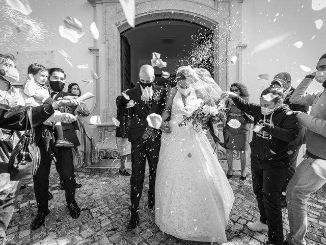 O casamento de João e Andreia em Fátima, Ourém 1