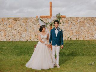 O casamento de Letícia e Linaldo
