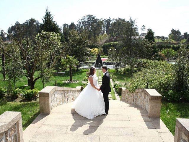 O casamento de André e Diana em Nespereira, Lousada 1