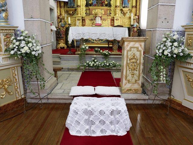 O casamento de Paulo e Vera em Sequeade, Barcelos 16