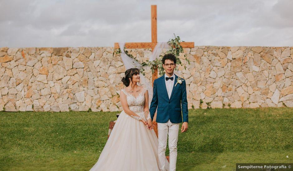 O casamento de Linaldo e Letícia em Setúbal, Setúbal (Concelho)