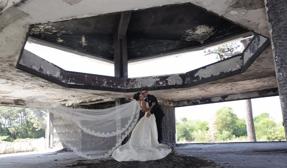 O casamento de Paulo e Vera em Sequeade, Barcelos