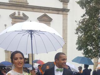 O casamento de Marta e Nuno 1