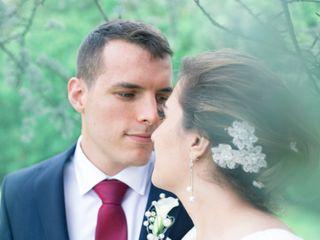 O casamento de Solange e Daniel