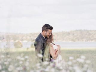 O casamento de Marina e Luis