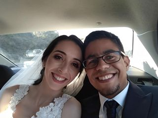 O casamento de Cátia  e Waldir