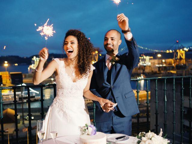 O casamento de Marina e Mário