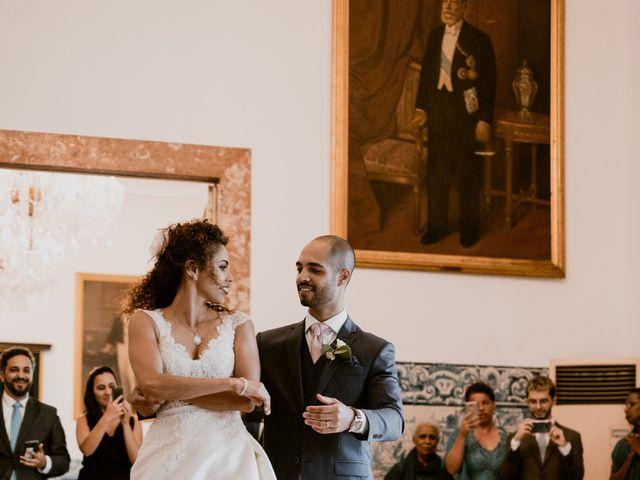 O casamento de Mário e Marina em Lisboa, Lisboa (Concelho) 8