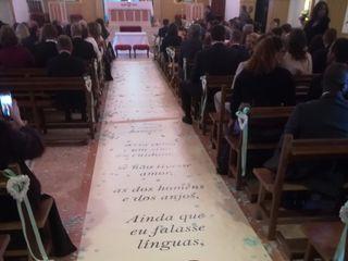 O casamento de Filipa e José 2