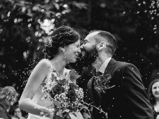 O casamento de Daniela e Gil