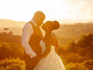 O casamento de Aussy e Joel