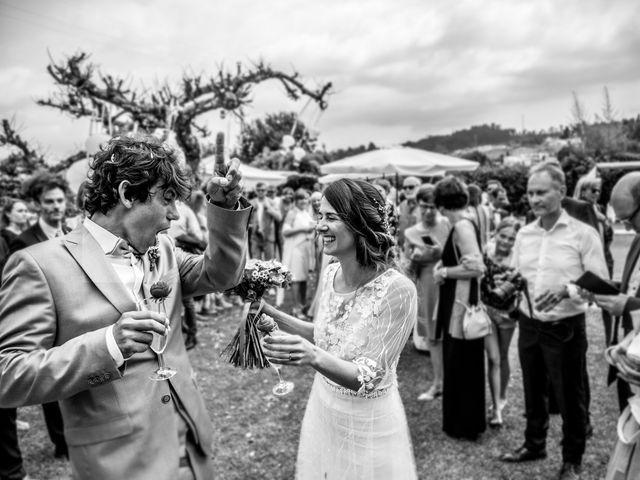 O casamento de Esther e Alessandro