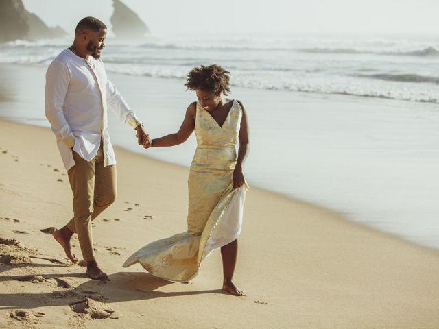 O casamento de Joel e Aussy em Vila Franca do Rosário, Mafra 43