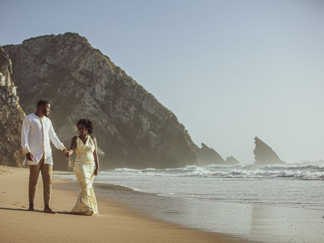 O casamento de Joel e Aussy em Vila Franca do Rosário, Mafra 44