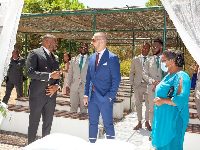 O casamento de Joel e Aussy em Vila Franca do Rosário, Mafra 27