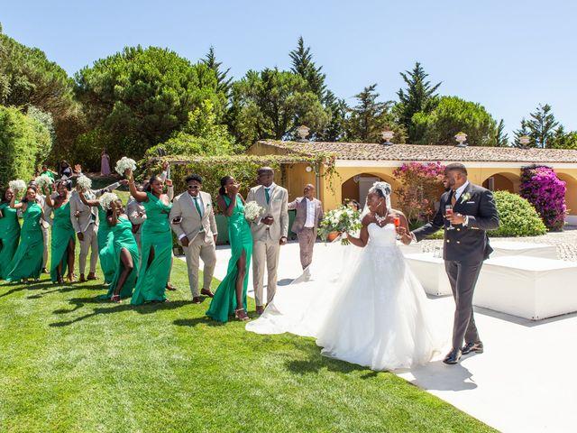 O casamento de Joel e Aussy em Vila Franca do Rosário, Mafra 35