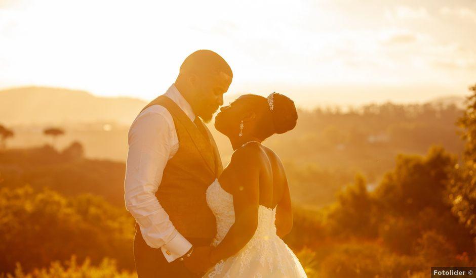 O casamento de Joel e Aussy em Vila Franca do Rosário, Mafra