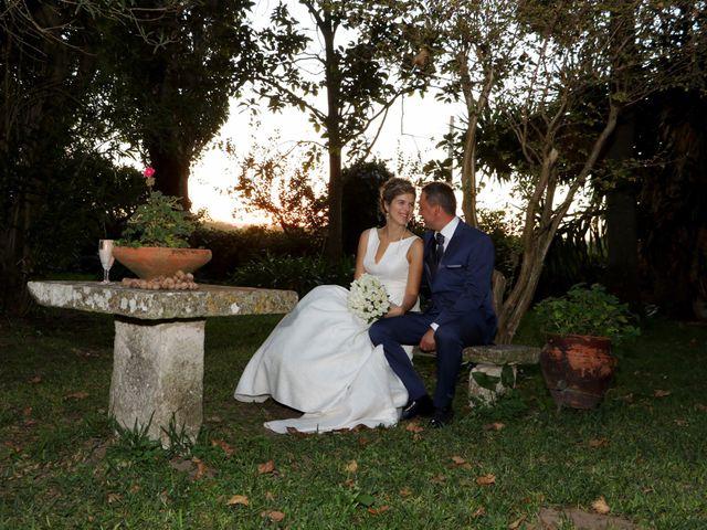 O casamento de Filipa e Vasco