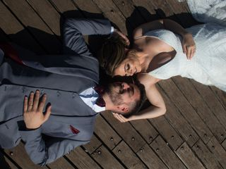 O casamento de Debora e Vinicius