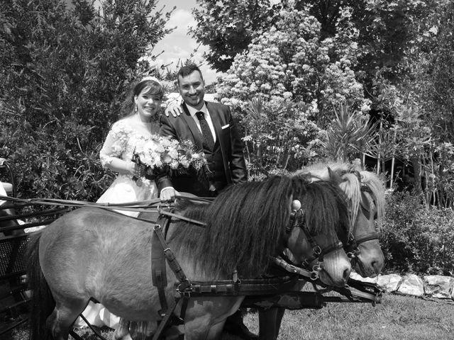 O casamento de Vitor e Dulce em Águeda, Águeda 19