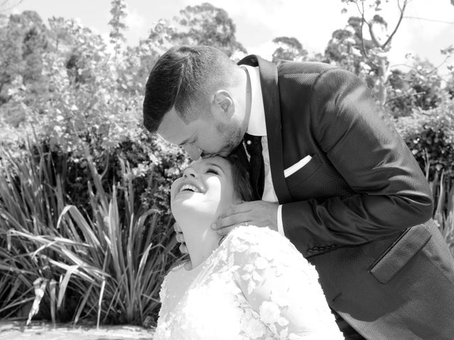 O casamento de Dulce e Vitor