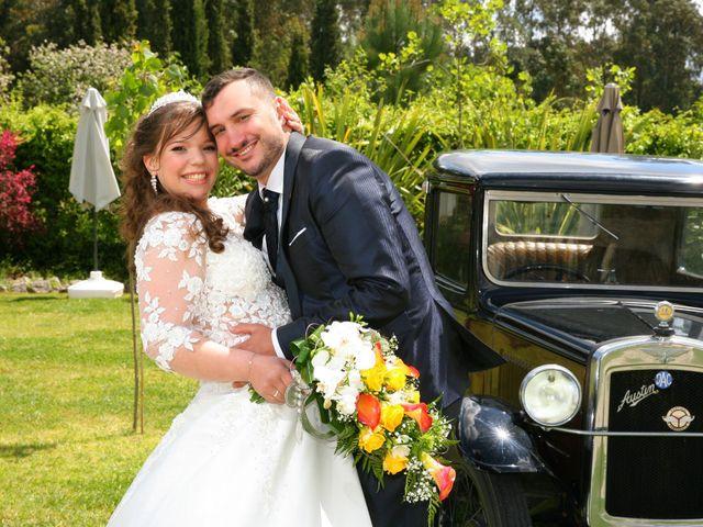 O casamento de Vitor e Dulce em Águeda, Águeda 1