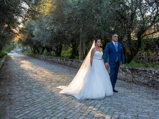 O casamento de Helia e Jorge