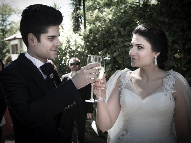 O casamento de Marco e Joana em Tondela, Tondela 1