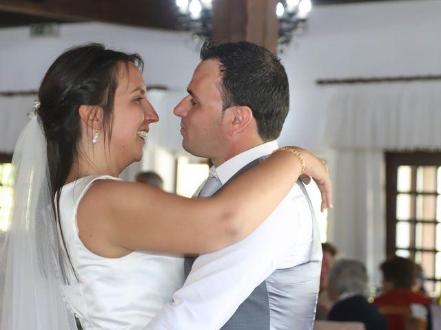 O casamento de Iolanda e Pedro