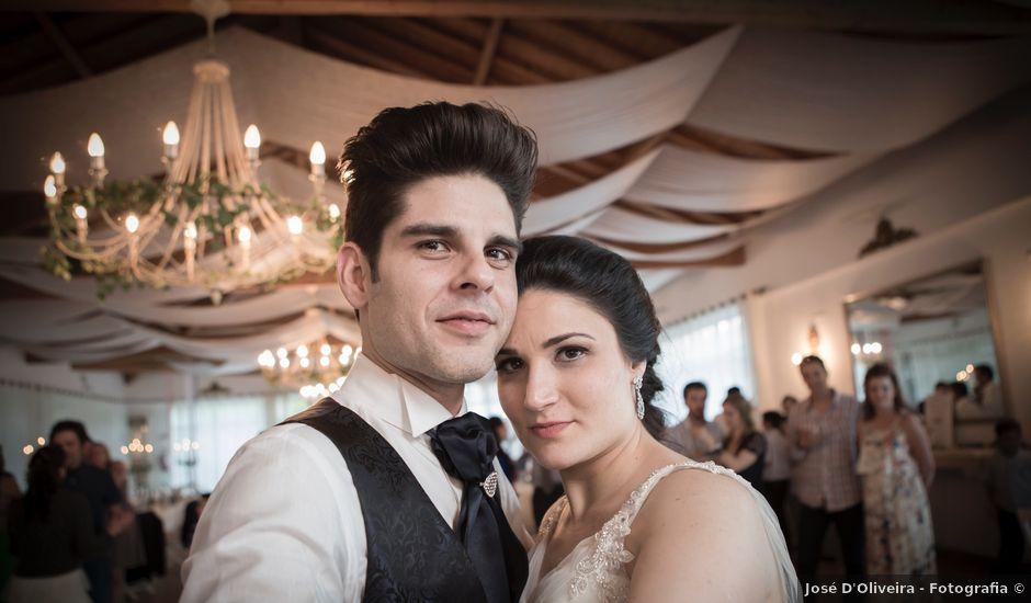 O casamento de Marco e Joana em Tondela, Tondela