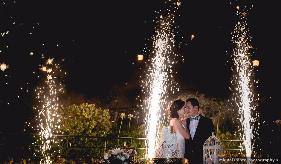 O casamento de Fábio e Raquel em Ponta do Sol, Madeira