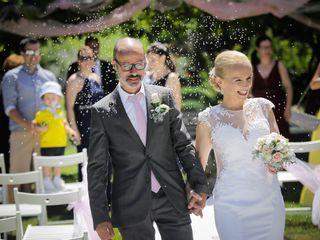 O casamento de Patrícia e Fernando