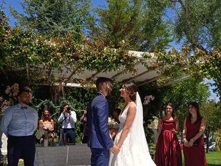 O casamento de Patricia e Matthieu 2