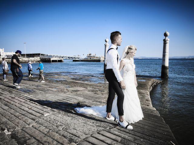 O casamento de Diogo e Ludmyla em Montijo, Montijo 7