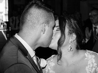 O casamento de Vanessa e Dércio