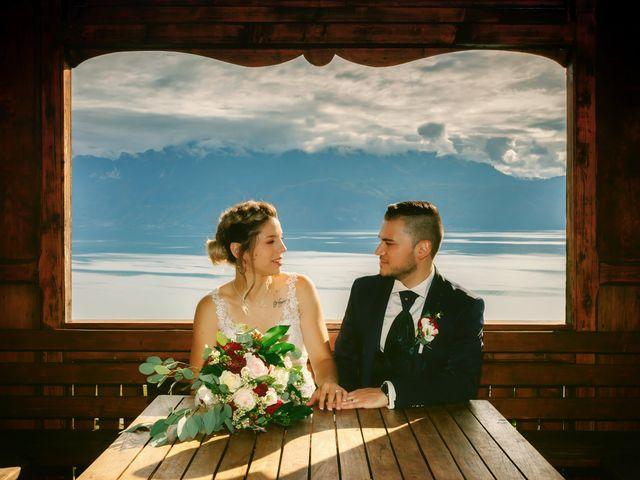 O casamento de Nastassia e Miguel