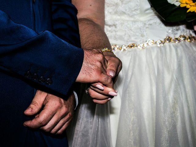 O casamento de Dércio e Vanessa em Lajes, Terceira 1