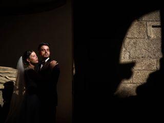 O casamento de Débora e Tiago