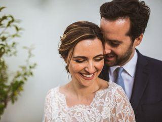 O casamento de Sofia e Duarte