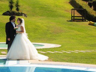 O casamento de Cristina e Adriano