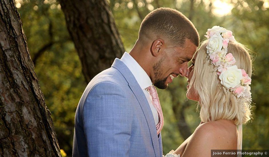 O casamento de Eduardo e Nicole em Sesimbra, Sesimbra