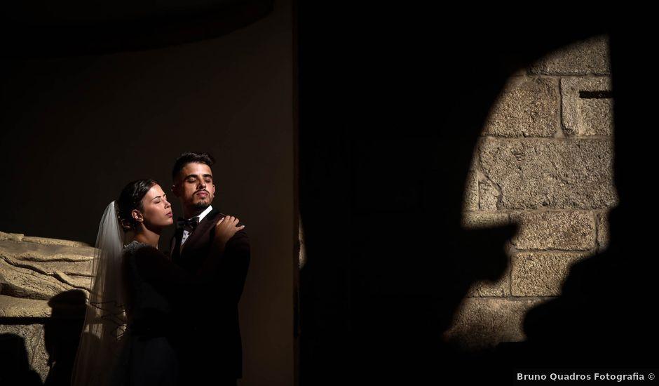 O casamento de Tiago e Débora em Viseu, Viseu (Concelho)