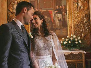 O casamento de Juliana  e Telmo