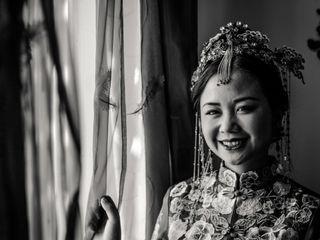 O casamento de Eling e Xiang 1