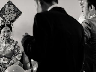 O casamento de Eling e Xiang 2
